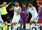 اهم مجريات مباراة برشلونة - غرناطة