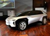 تعاون بين سوبارو وتويوتا لإنتاج سيارة كهربائية