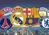 خاص: الكلاسيكو يزيّن اهم مباريات الدوريات الاوروبية نهاية الاسبوع