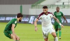 كأس الخليج العربي: فوز صعب وبشق الانفس لـ خورفكان على الوحدة