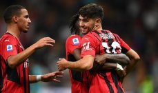 الكالتشيو: ميلان يواصل مطادرة الانتر في الصدارة وفوز امبولي على كالياري