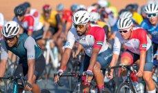 أكثر من 200 دراج يتنافسون في سباق أم القيوين في الامارات