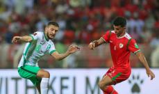التصفيات الاسيوية: تعادل الامارات وسوريا وفوز السعودية على عمان