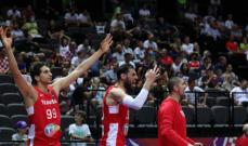 بطولة افريقيا لكرة السلة: تونس تحسم التاهل ومصر امام مواجهة مصيرية