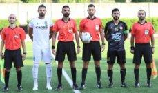 العهد يفوز على الحكمة بثلاثية نظيفة في الدوري اللبناني