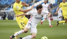 فيورنتينا يستهدف ظهير ريال مدريد