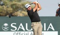 ماكداول يتوج بطلاً لـ البطولة السعودية الدولية للغولف