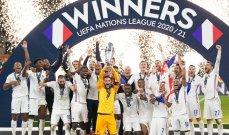 إحصائيات عن مباراة اسبانيا وفرنسا في نهائي دوري الأمم الاوروبية