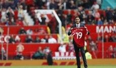 فاران: مانشستر يونايتد كان دائمًا هدفًا في مسيرتي