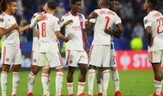 الدوري الفرنسي: نيس يفوز على ليون 3-2