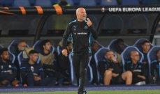 سامباولي: كانت مباراة جيدة ضد فريق جيد