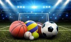 ابرز الاحداث الرياضية في 21-09-2021