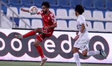 كأس نجوم قطر: فوز بشق الانفس لـ ام صلال على الشمال