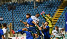 الدوري المصري: تعادل مجنون بين الاتحاد السكندري وسموحة وفوز البنك الاهلي