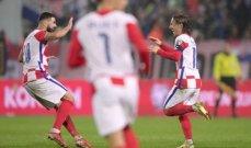 اهم مجريات مباراة كرواتيا - سلوفاكيا