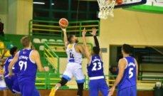 البطولة العربية لكرة السلة: فوز بشق الأنفس للغرافة على المنامة