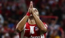سواريز يرفض الاحتفال بهدفه امام برشلونة