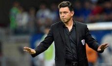 وكيل اعمال المدرب الارجنتيني مارسيلو غالاردو يكشف حقيقة عرض النصر