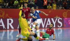 مونديال الصالات: الأرجنتين تضرب موعدا مع البرازيل في نصف النهائي