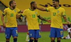 تصفيات مونديال 2022: البرازيل لمواصلة سجلها المثالي