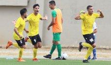 الدوري اللبناني: شباب الساحل يكتفي بالتعادل امام الاخاء الاهلي عاليه وسقوط للانصار امام البرج