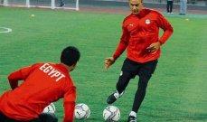 الحضري يرد على خلافه مع الشناوي بعد لقاء ليبيا
