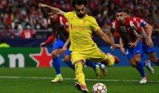 ابرز مجريات مباراة ليفربول واتلتيكو مدريد