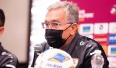 مدرب عمان: أضعنا فرصا كثيرة امام المنتخب السعودي
