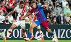 لاعب برشلونة الشاب يشكر كومان