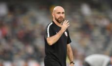 مدرب قطر: من الصعب ايقاف رونالدو ولكننا سنحاول