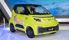 شركة Wuling تحضر سيارة كهربائية جديدة