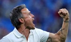 انريكي: نريد اثبات قدراتنا امام ايطاليا