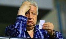 منصور: أعضاء اللجنة المؤقتة يملكون أموالا ضخمة لماذا لا يدفعون للزمالك