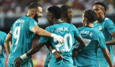 إحصاءات من مباراة فالنسيا - ريال مدريد