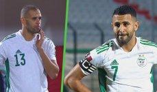 محرز وسليماني يطالبان بملعب يليق ببطل افريقيا