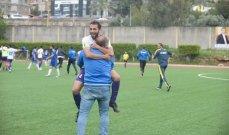 خاص- مغربي: نتوق للعودة الى خوض المباريات