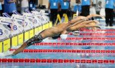 الامارات تحقق 17 ميدالية ماونة في البطولة العربية للسباحة