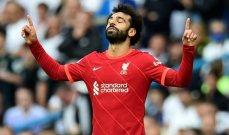 روبنسون: ليفربول سيكون مجنوناً إذا لم يجدد عقد صلاح