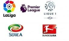 مباريات لا يجب تفويتها يومي السبت والأحد في الدوريات الأوروبية