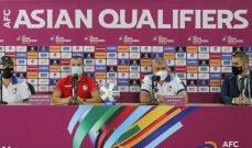 نزار محروس: مباراتنا امام لبنان مهمة والجميع قادر على المنافسة