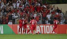 المحرق البحريني يتأهل الى نهائي كأس الاتحاد الاسيوي وتوج بطلاً لمنطقة الغرب