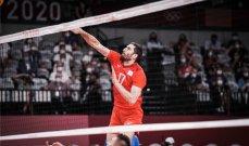 أولمبياد طوكيو - كرة الطائرة: روسيا تطيح بالبرازيل وتصل للنهائي