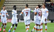 دوري المؤتمر الاوروبي: روما يواصل تألقه وفوز ثمين لـ هلسنكي الفنلندي