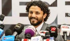 ميدو يدعم حسام غالي بعد ترشحه لانتخابات نادي الاهلي