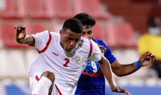 خسارة عمان والإمارات في تصفيات كأس آسيا تحت 23 عاماً