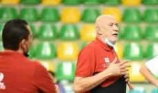 مدرب منتخب مصر لكرة السلة يعتذر عن استكمال مهمته