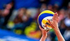كرة الطائرة: فوز روسيا على ايران في دوري الامم