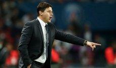 بوتشيتينو: أنا سعيد بالجهود التي بذلها فريقي