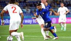 مباراة إيطاليا وسويسرا قد تُنقل من ملعب الأولمبيكو