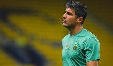بيدرو ايمانويل : النصر واجه مشكلة في التسجيل امام الاتفاق